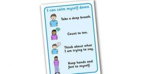 garder son calme
